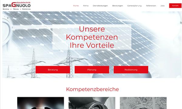 Internetauftritt s-gt.ch